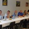 Dán és magyar szociális szakemberek látogatása Berzencén